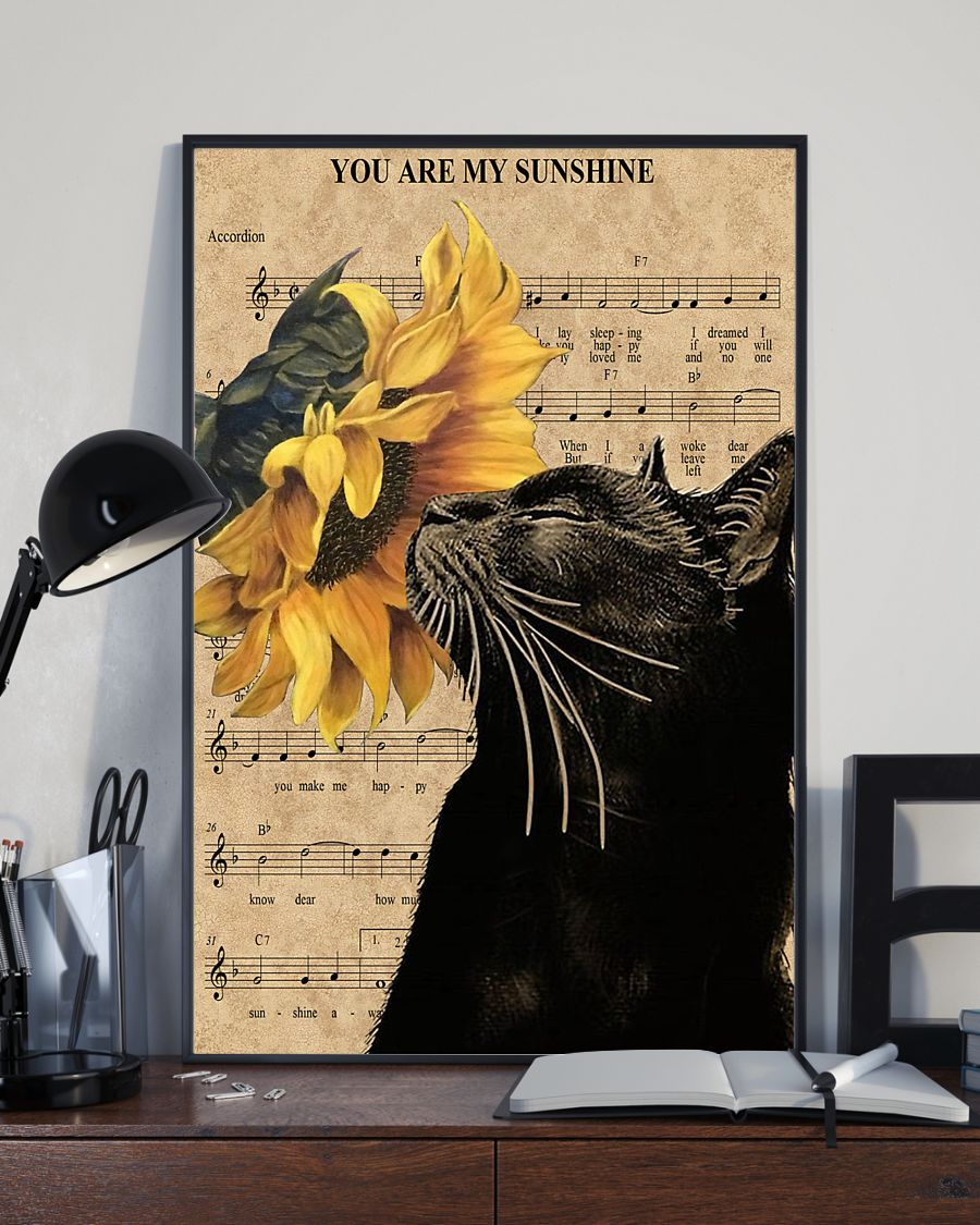 Poster You are my sunshine lyric 11