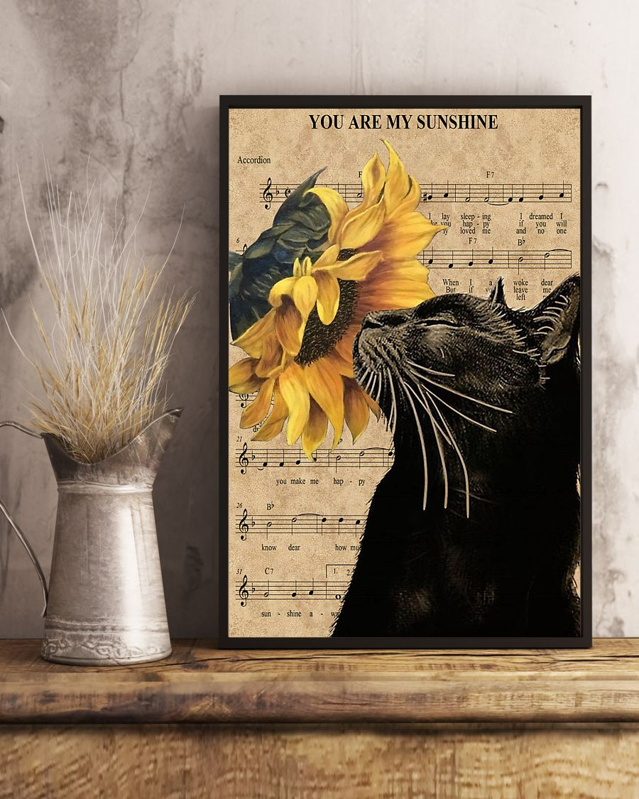 Poster You are my sunshine lyric 10