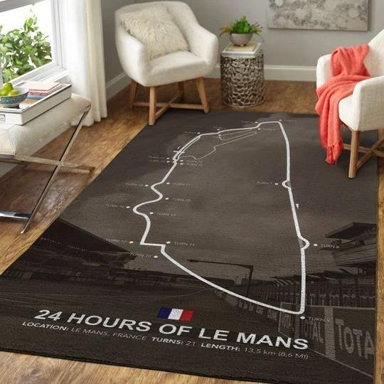 24H of le mans rug 1