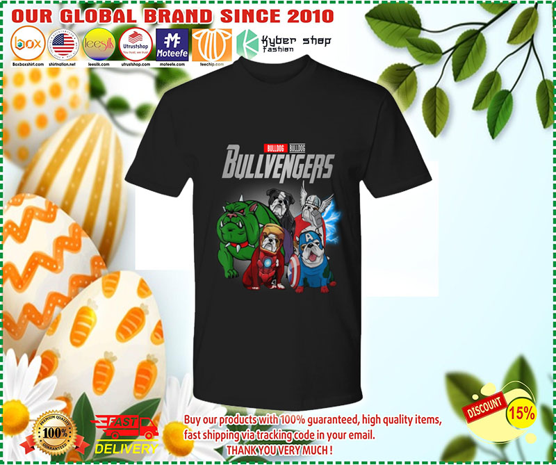 Bullvengers Bull Avengers shirt 9
