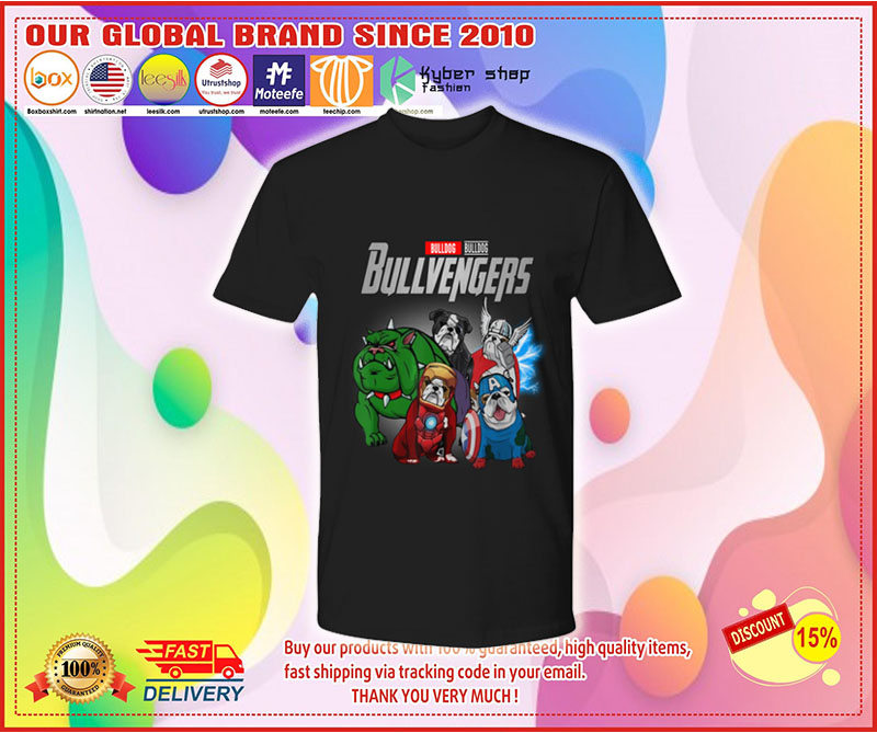 Bullvengers Bull Avengers shirt 8