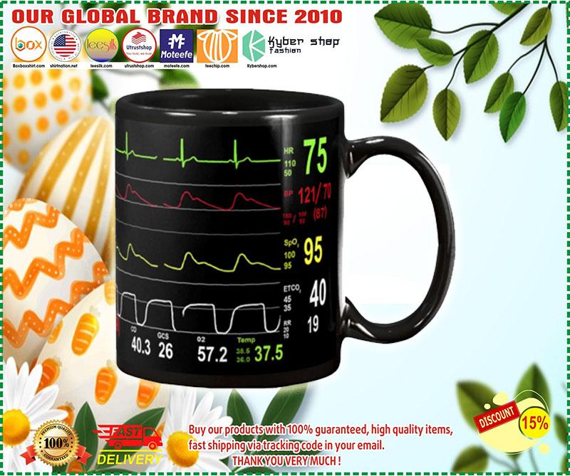 Cardiologist number screen mug 7