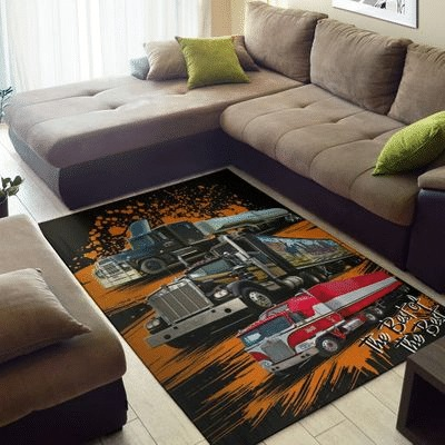 The best of the best trucker rug 4