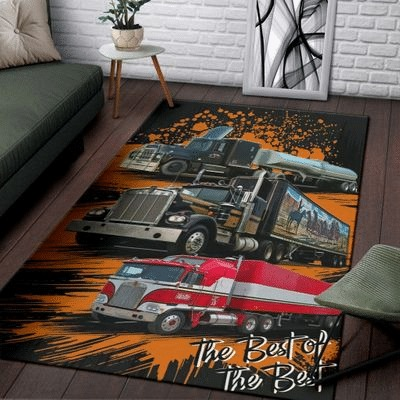 The best of the best trucker rug 3