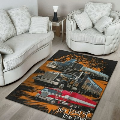 The best of the best trucker rug 2