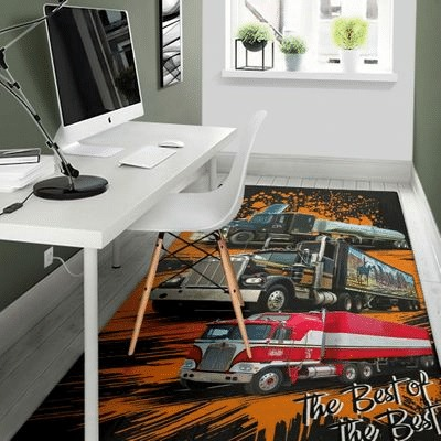 The best of the best trucker rug 1