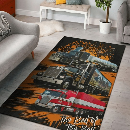 The best of the best trucker rug