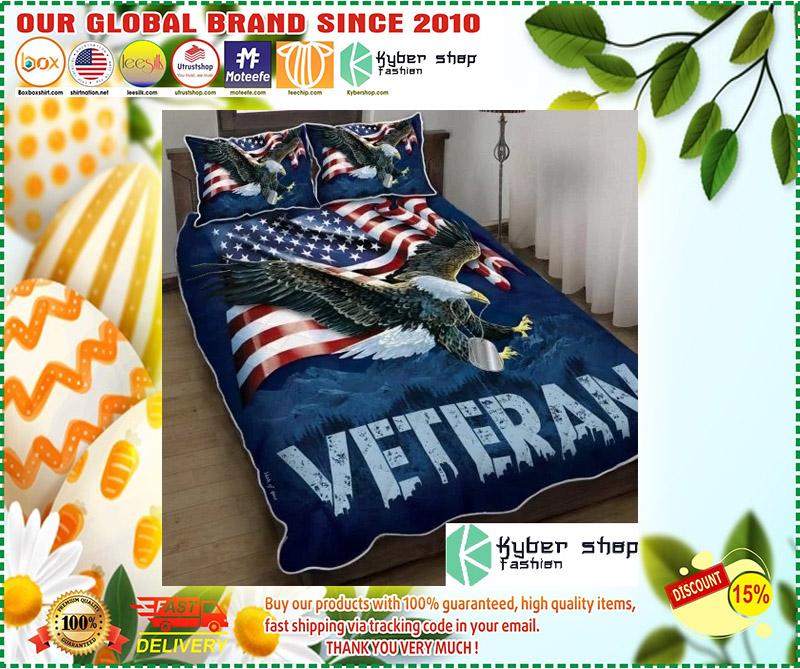 American eagle veteran bedding set 11