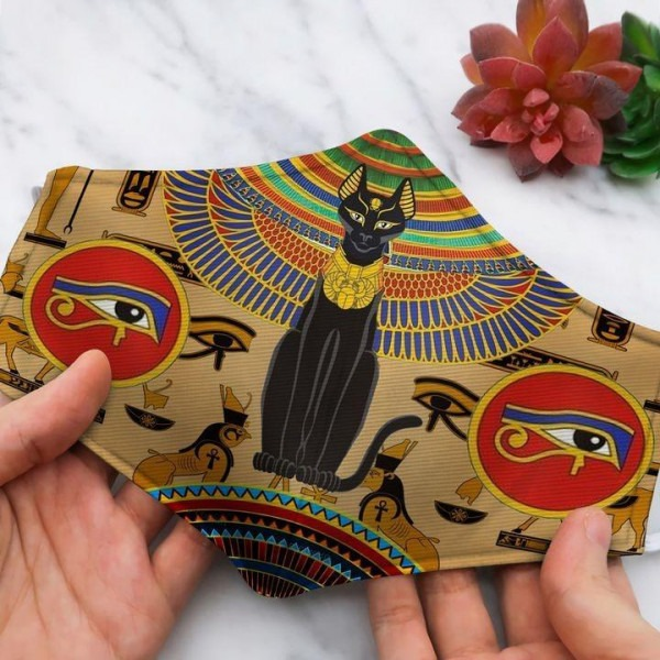 Ancient egypt facemask