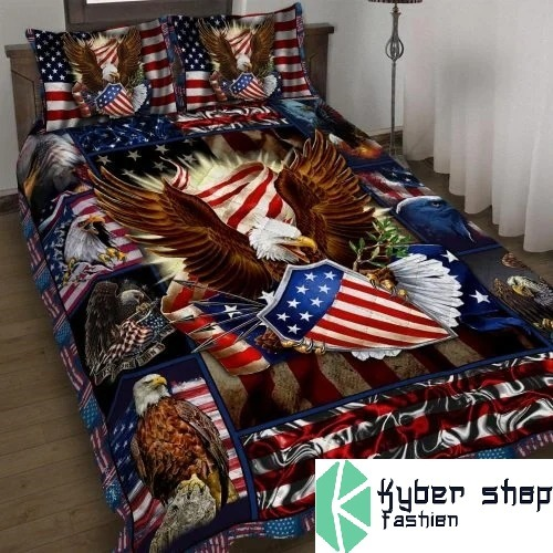 Eagle American bedding set