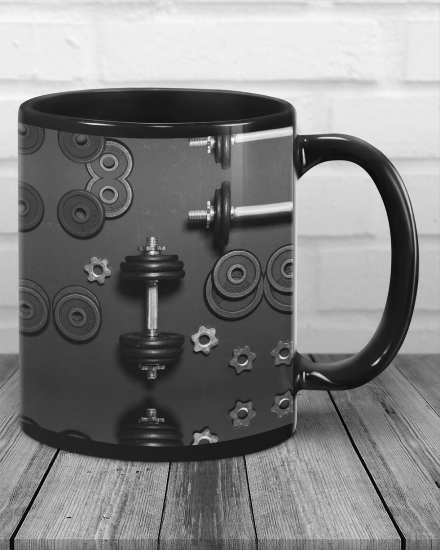 Fitness gift mug 9