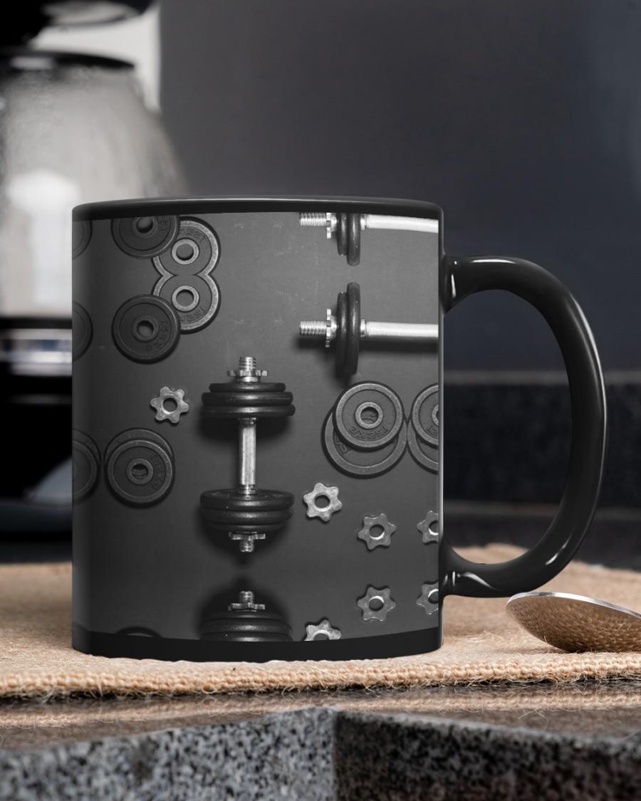 Fitness gift mug 11