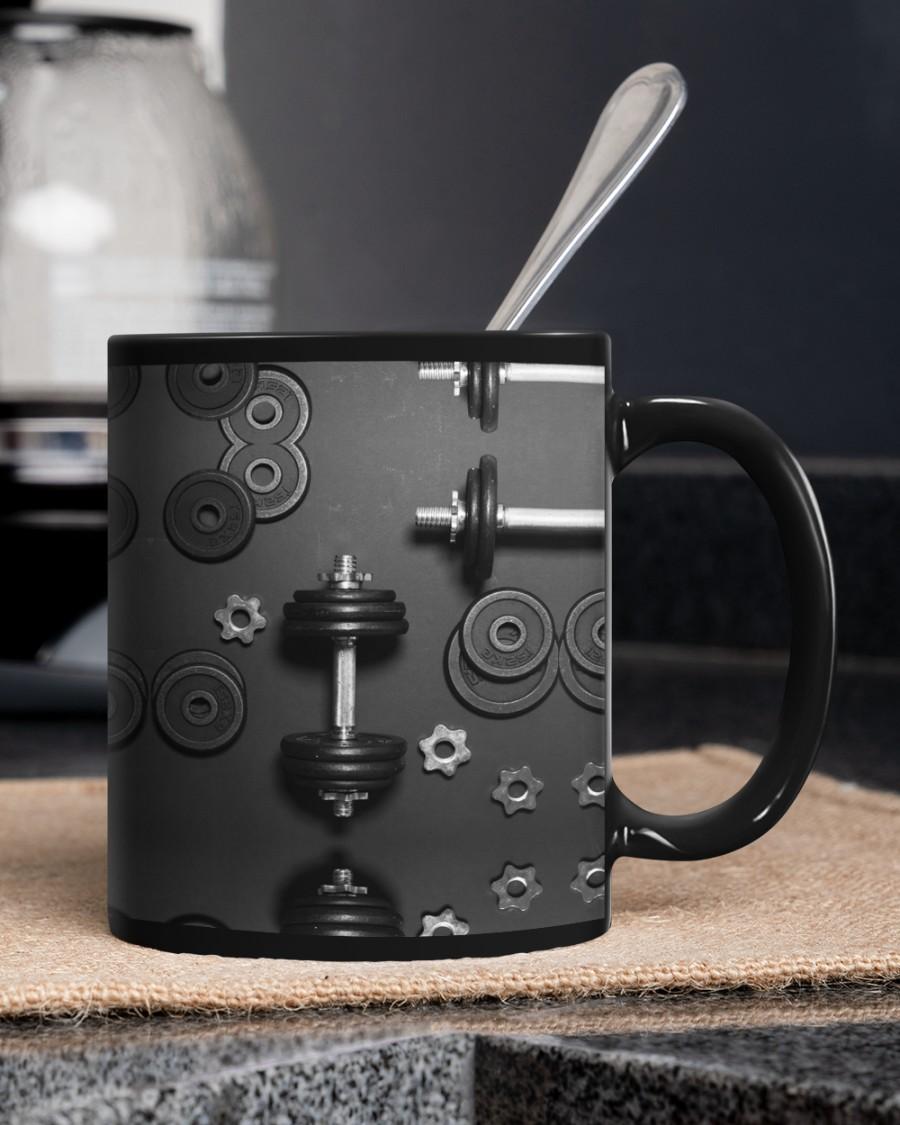 Fitness gift mug 10