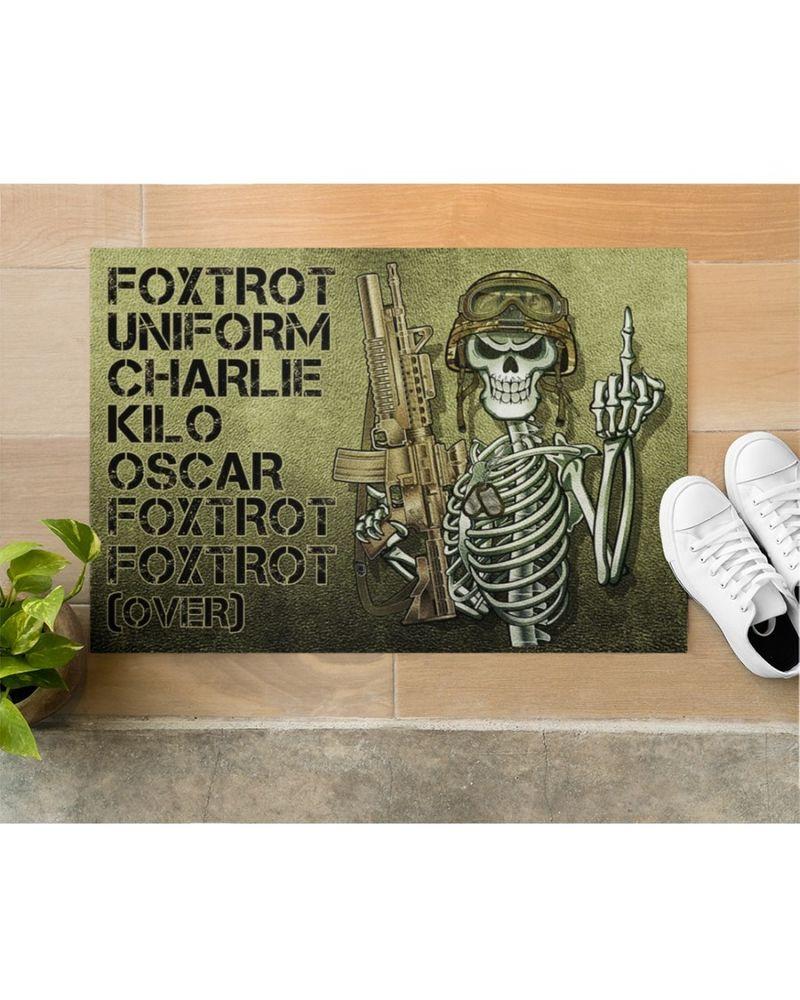 Foxtrot uniform charlie kilo poster 9
