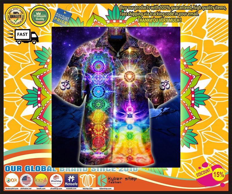 Mind and soul in a harmony chakra hawaiian 11