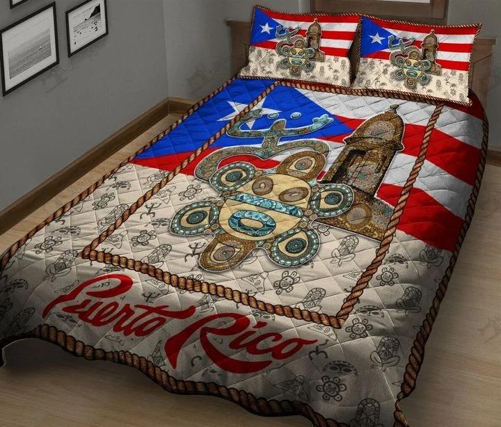 Puerto rico bedding set 9