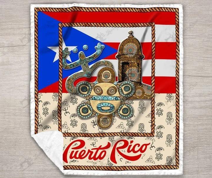 Puerto rico bedding set 10