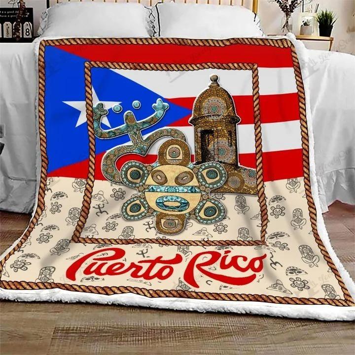 Puerto rico bedding set 11
