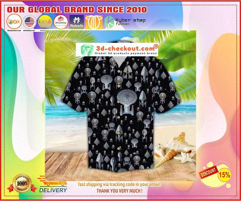 Spaceship hawaiian shirt 10