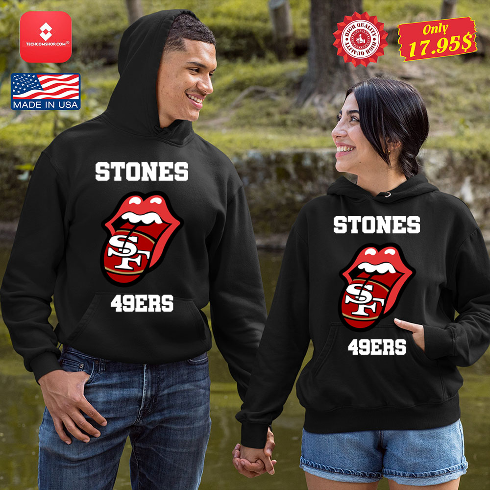 Stones 49ers Shirt 10