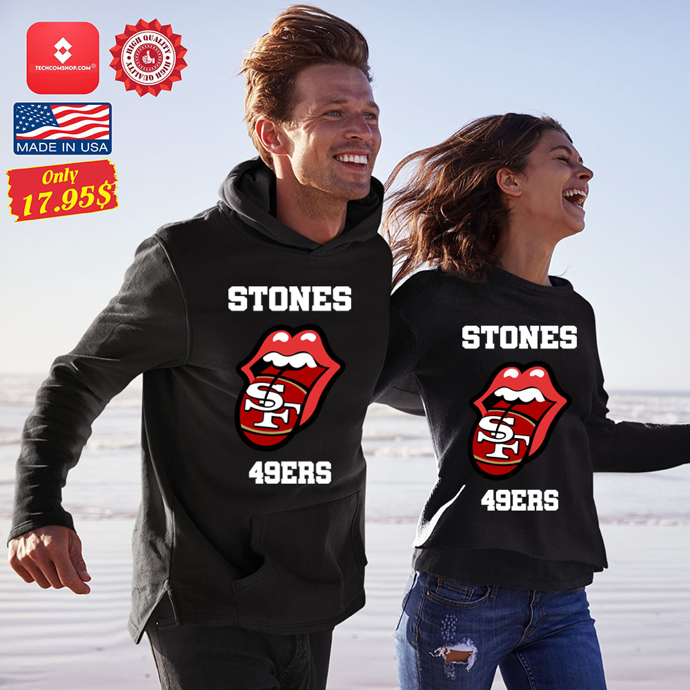 Stones 49ers Shirt 12