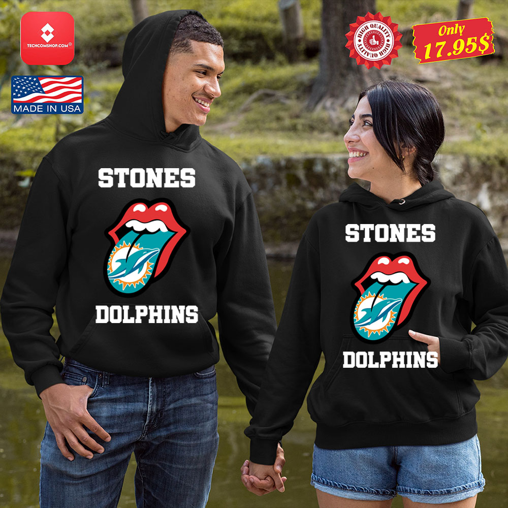 Stones Dolphins Shirt 10