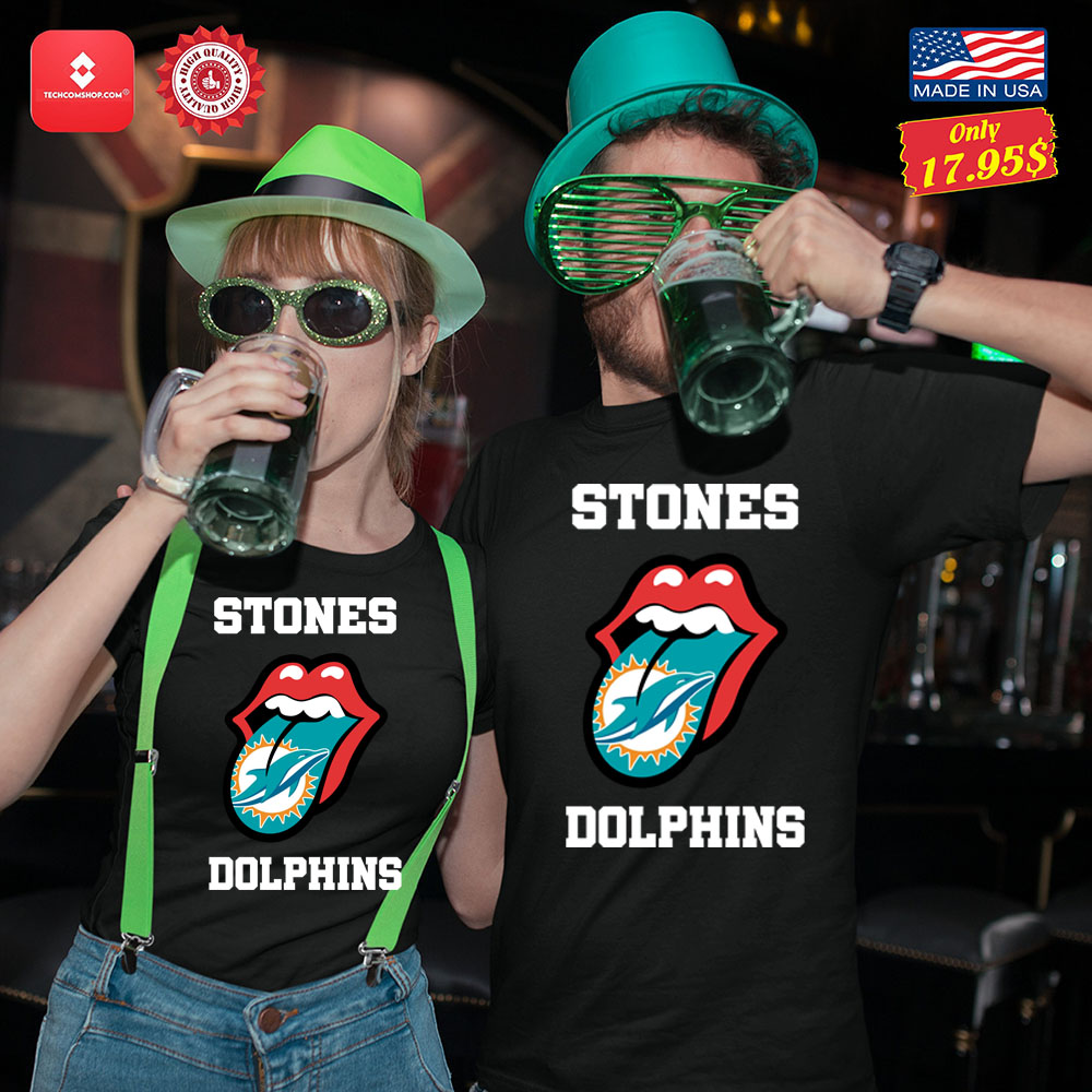 Stones Dolphins Shirt 13