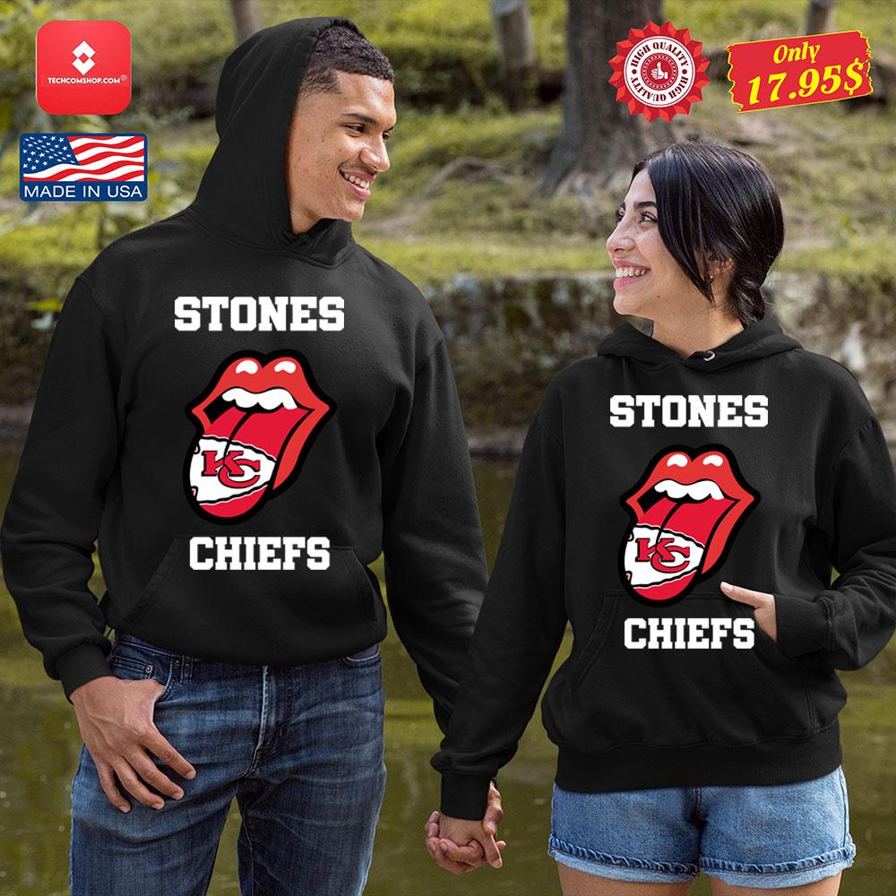 Stones chiefs Shirt 10