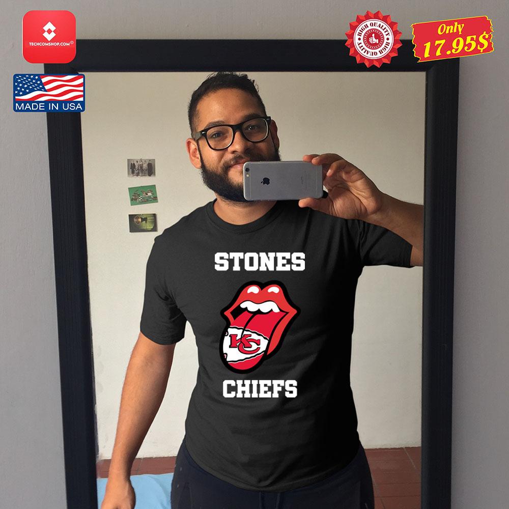 Stones chiefs Shirt 11