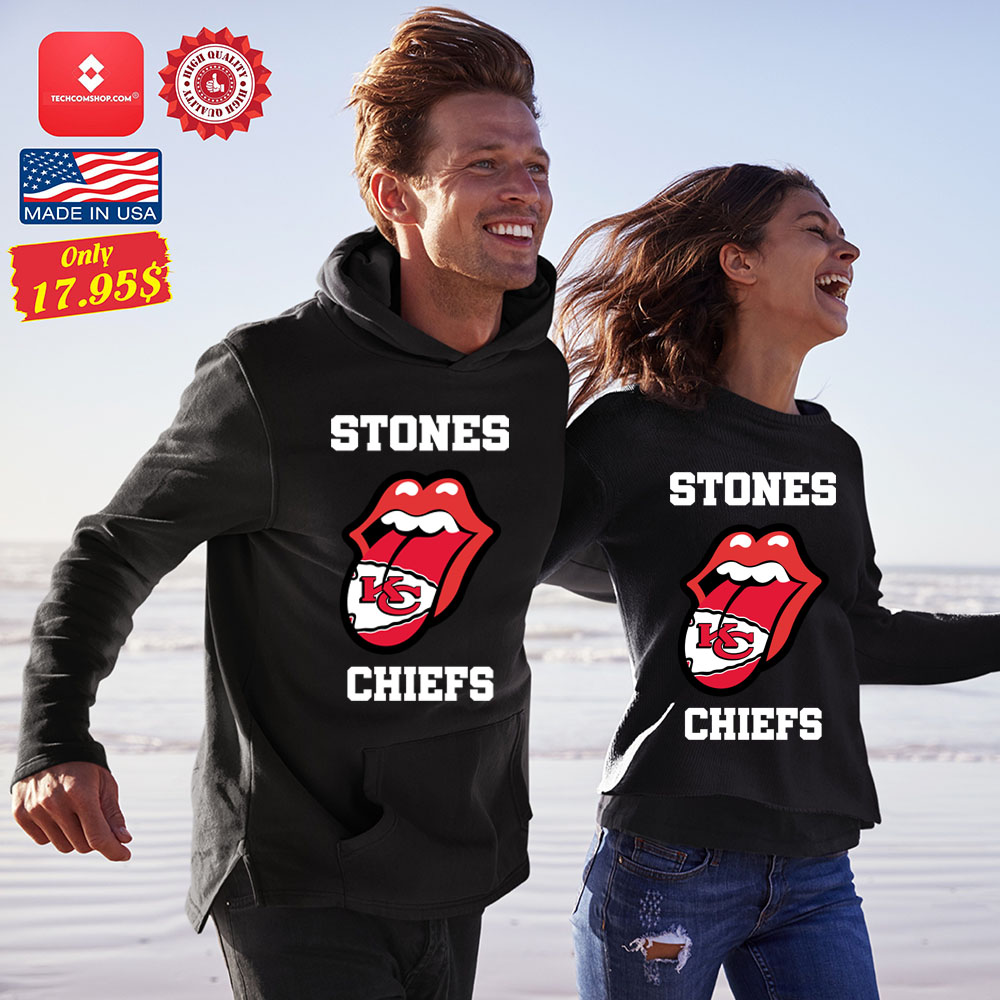 Stones chiefs Shirt 12