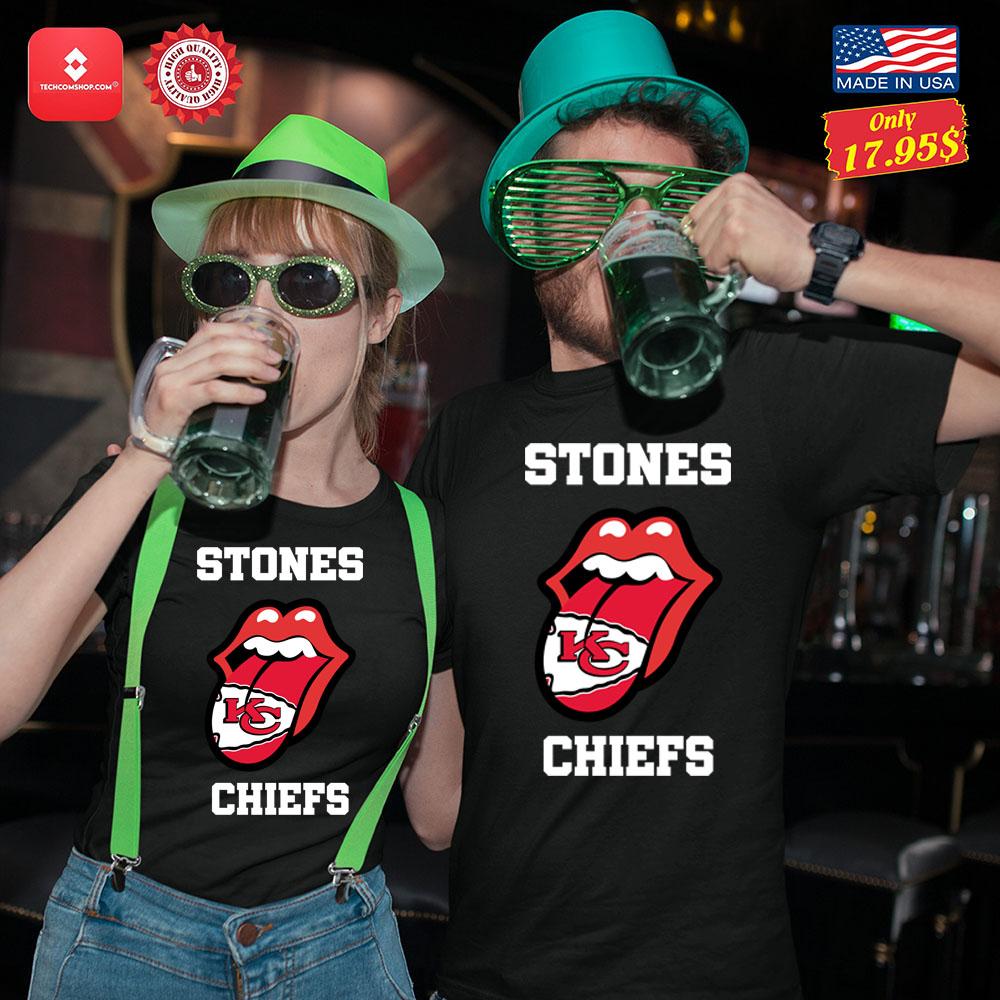 Stones chiefs Shirt 13