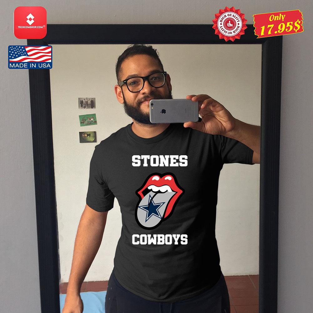Stones cowboys Shirt 11