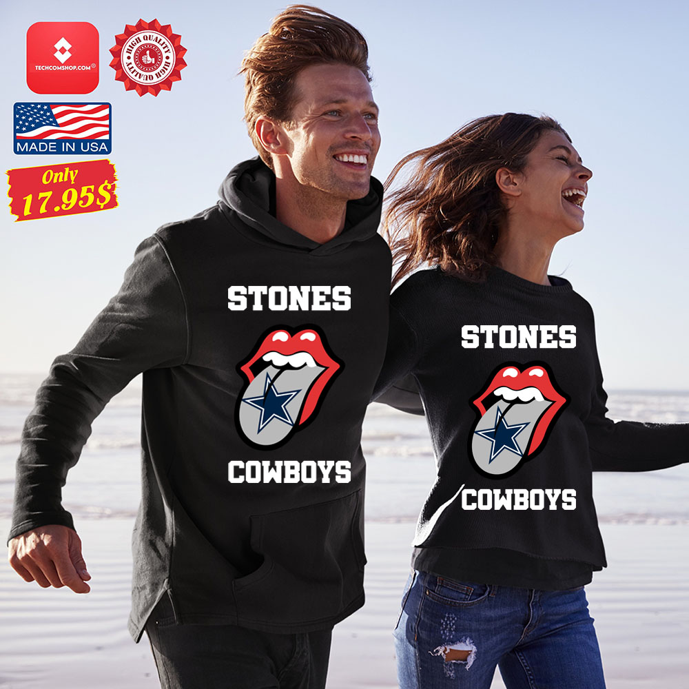 Stones cowboys Shirt 12