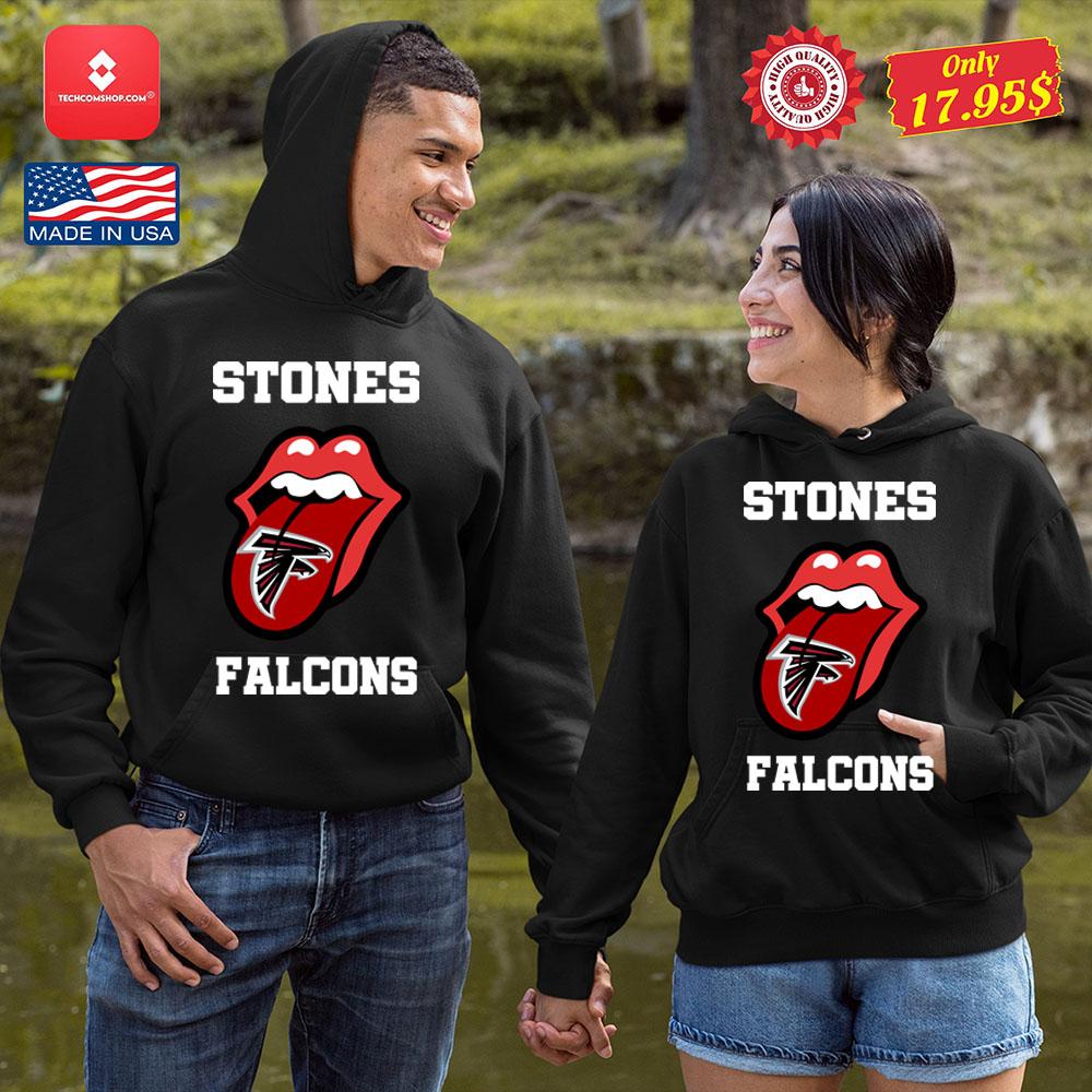 Stones falcons Shirt 10