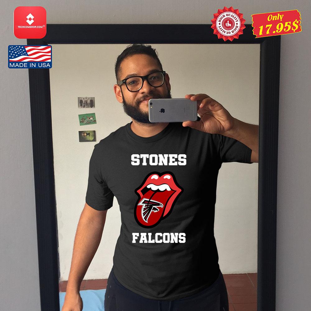 Stones falcons Shirt 11
