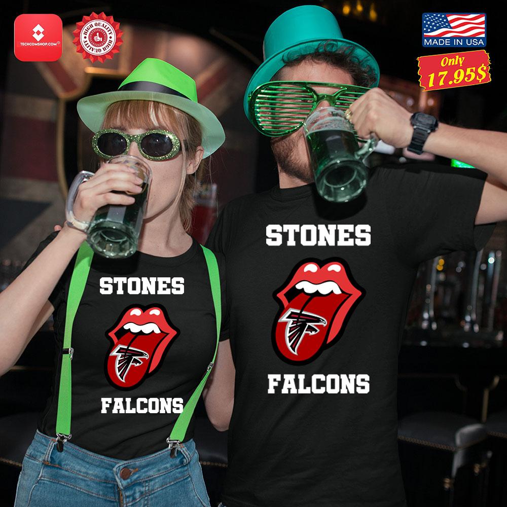 Stones falcons Shirt 13