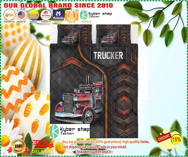 Trucker bedding set 11