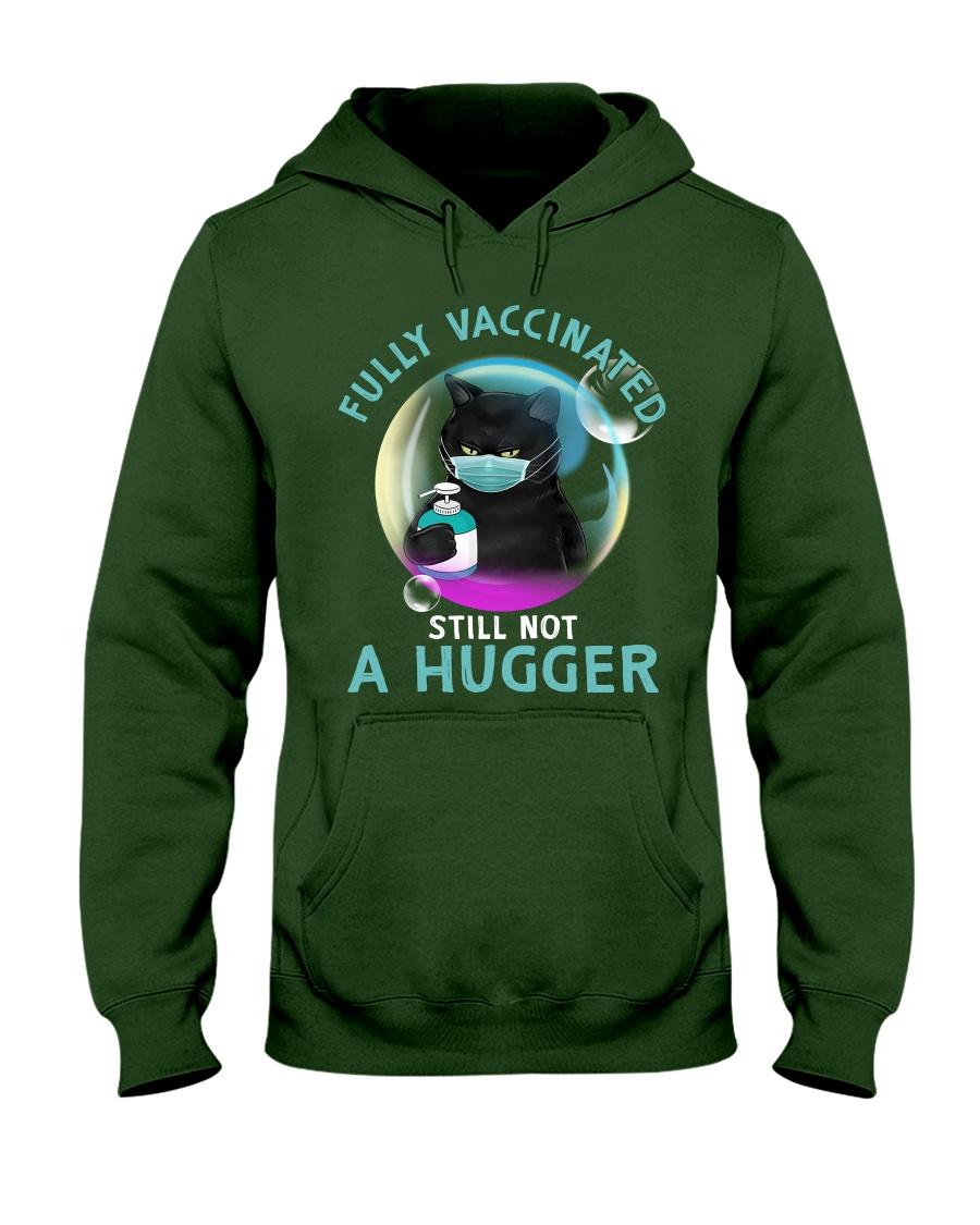 Cat Fully vaccinated still not a hugger Shirt 10