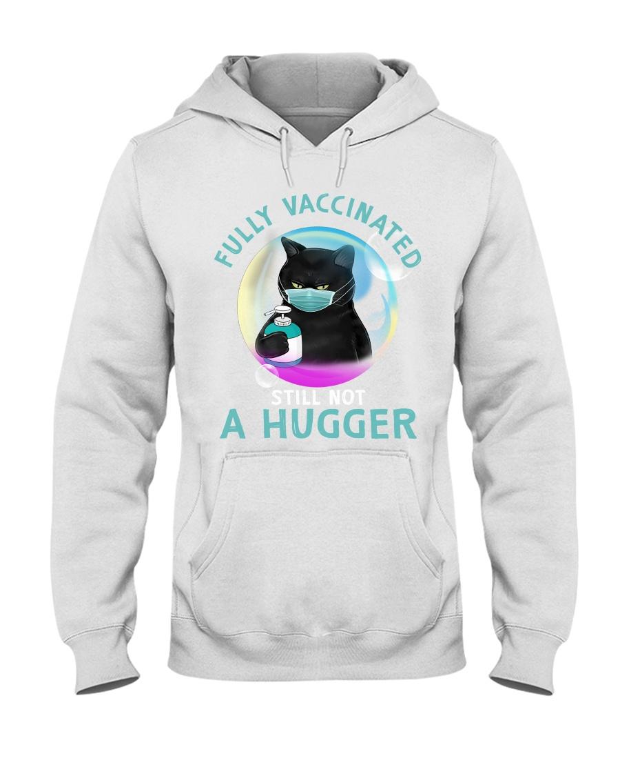 Cat Fully vaccinated still not a hugger Shirt 12