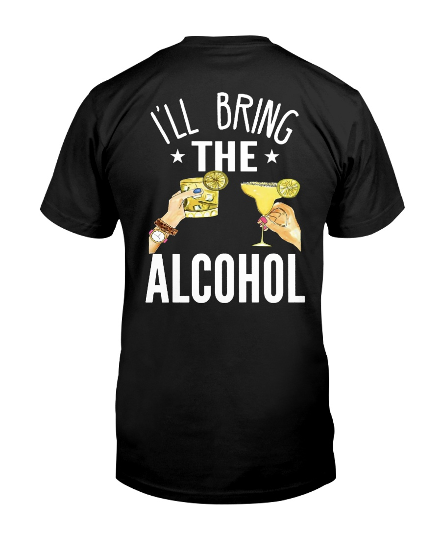 I'll Bring The Alcohol Shirt and Hoodie 12