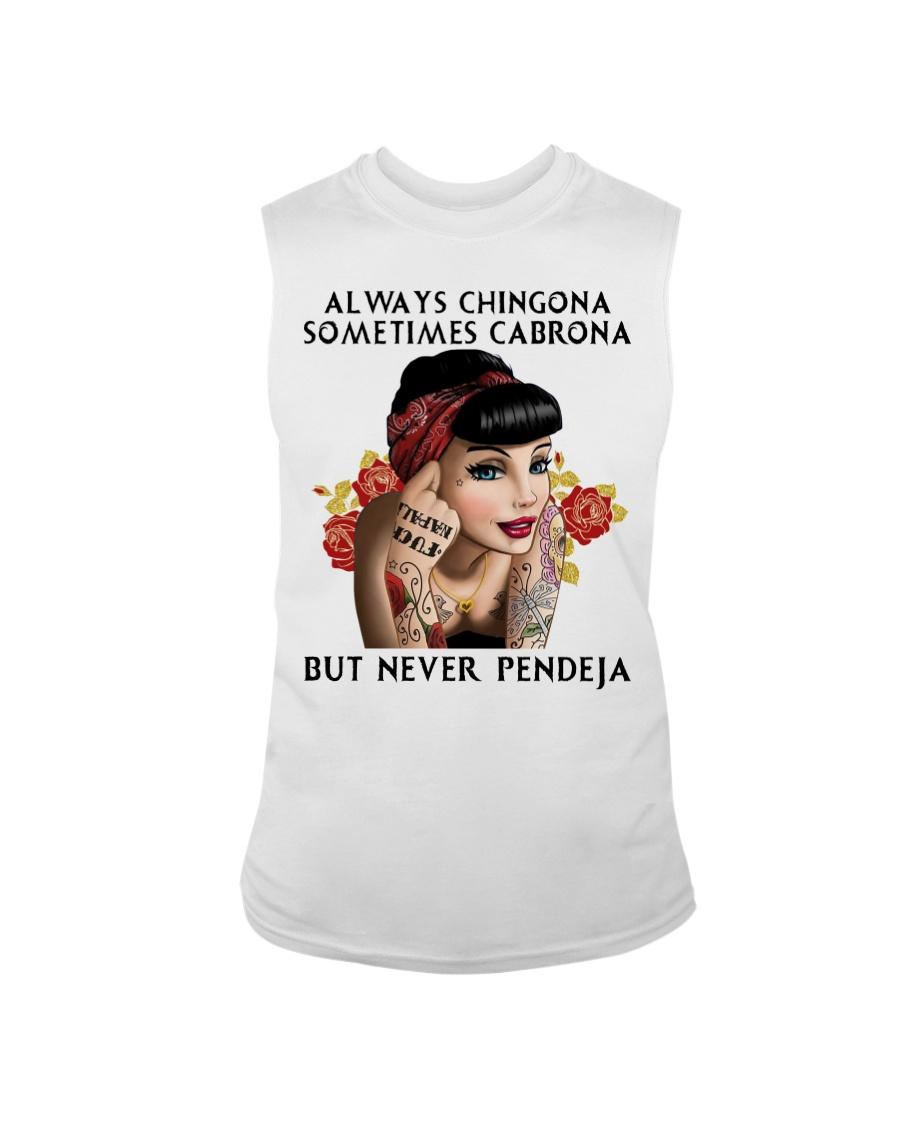 Always Chingona Sometimes Cabrona But Never Pendeja Shirt 11