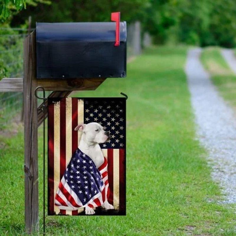 American bullgod patriot flag 9