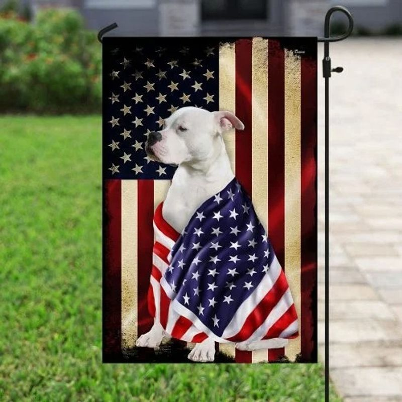 American bullgod patriot flag 10