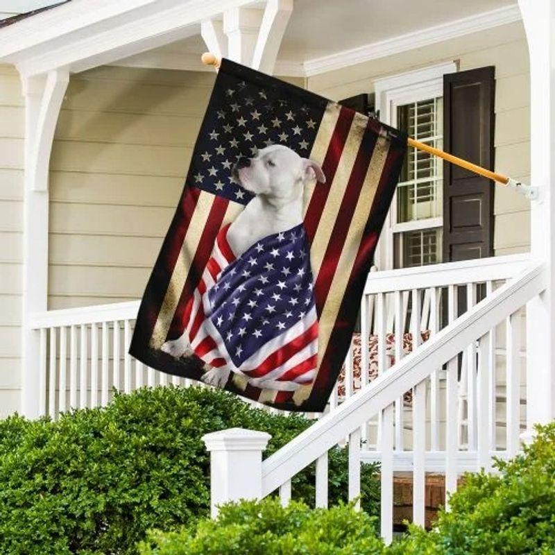 American bullgod patriot flag 11