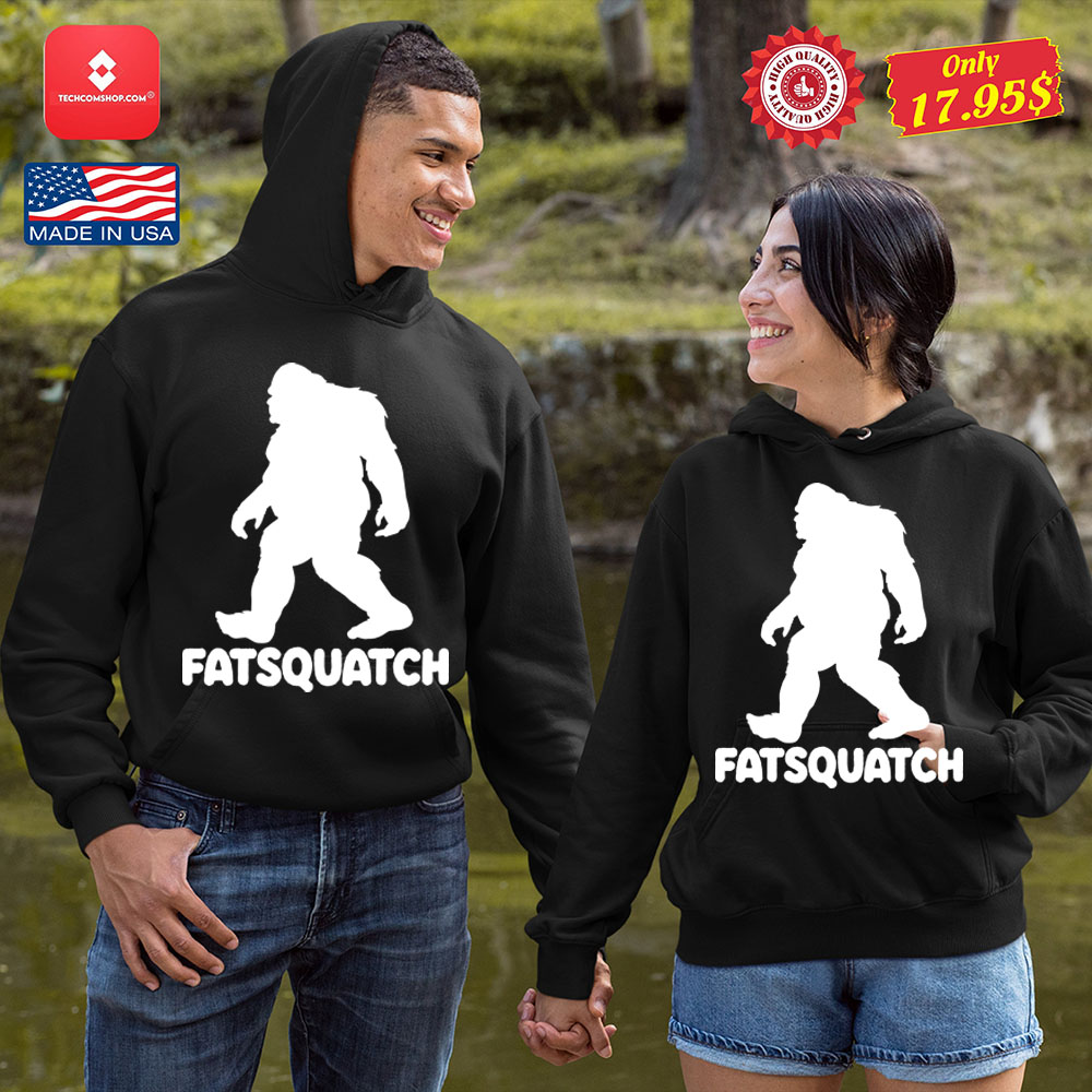Bigfood Fatsquatch Shirt 12
