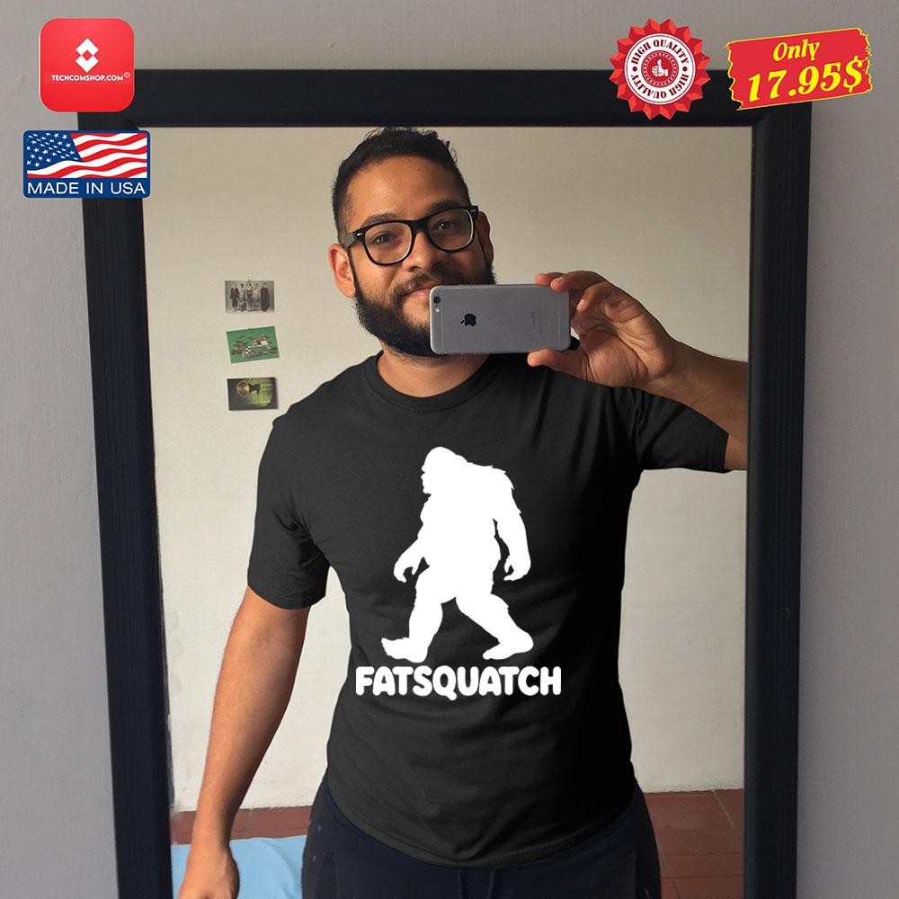 Bigfood Fatsquatch Shirt 10