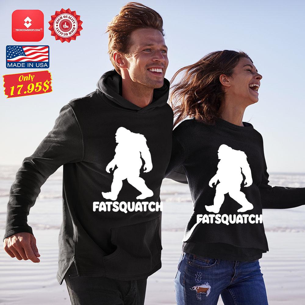 Bigfood Fatsquatch Shirt 11