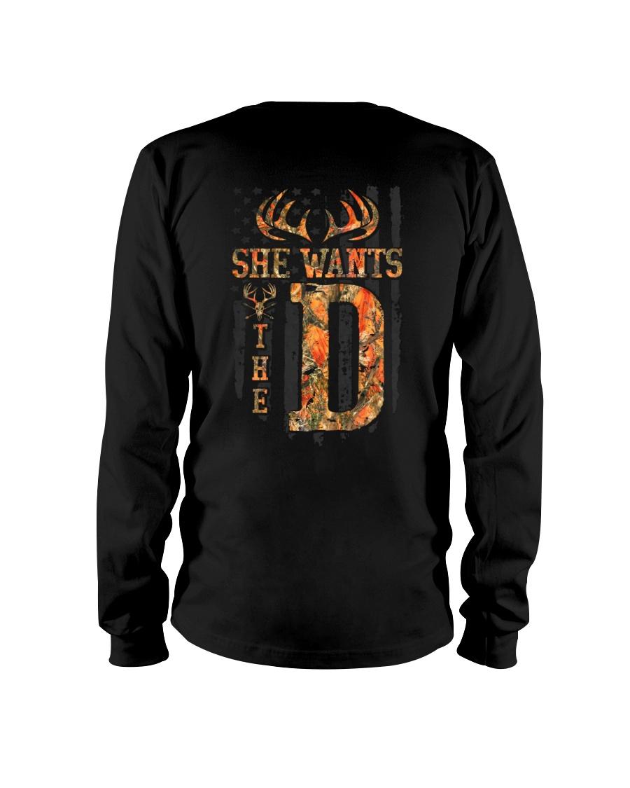 Deer Hunting She Wants The D Shirt 10