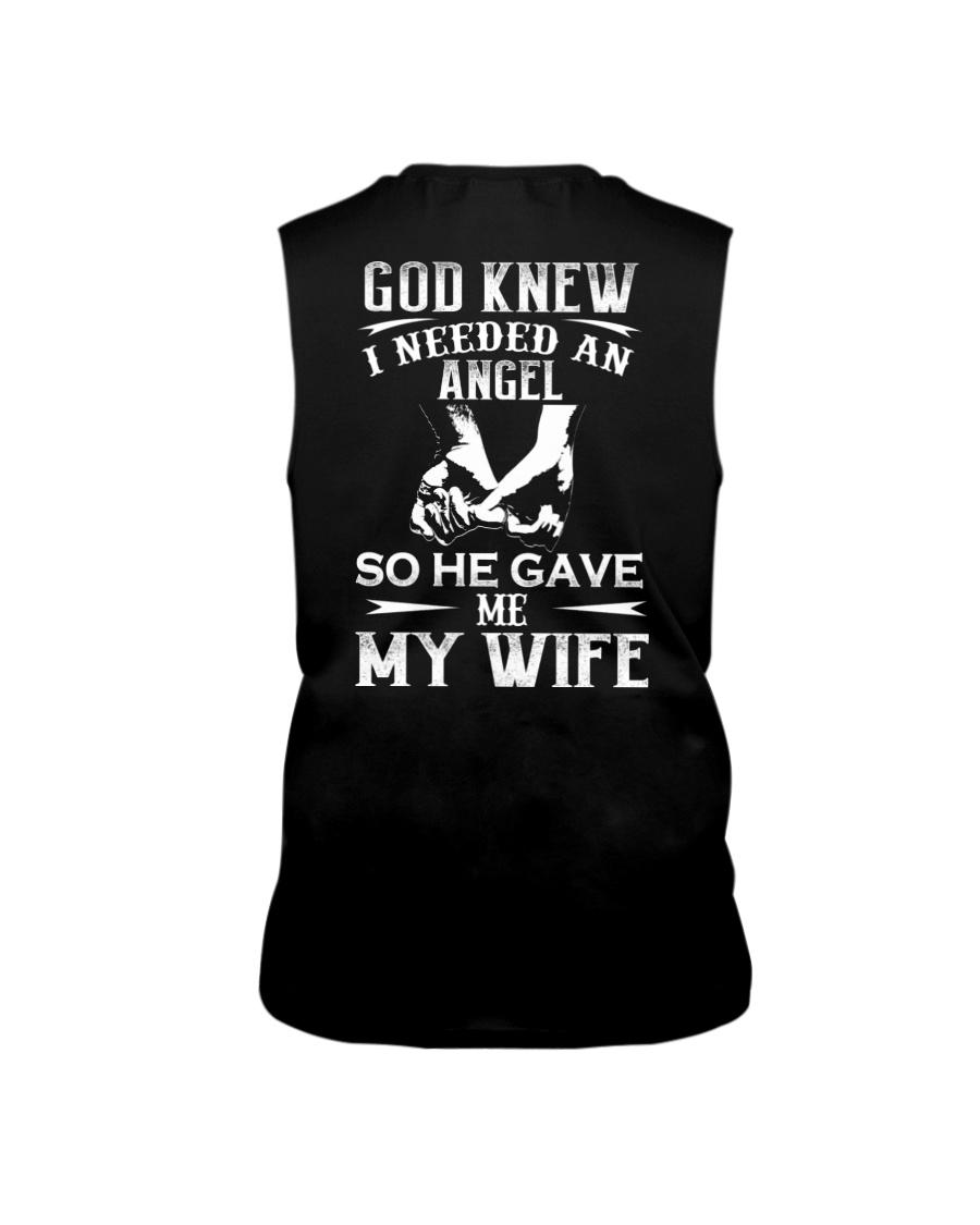 God Knew I Needed An Angel So He Gave Me My Wife Shirt 12