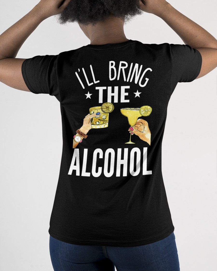I'll Bring The Alcohol Shirt and Hoodie 11